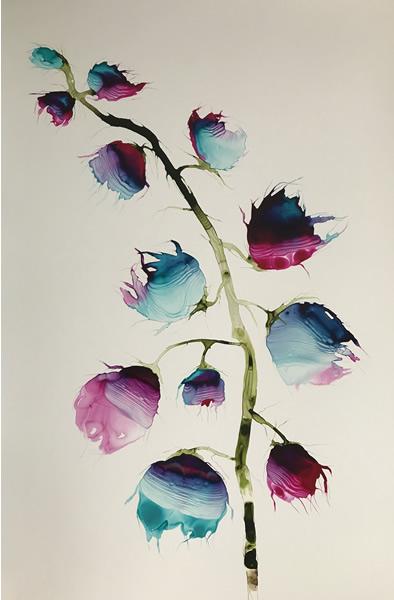 Vines by Susan Skelton
